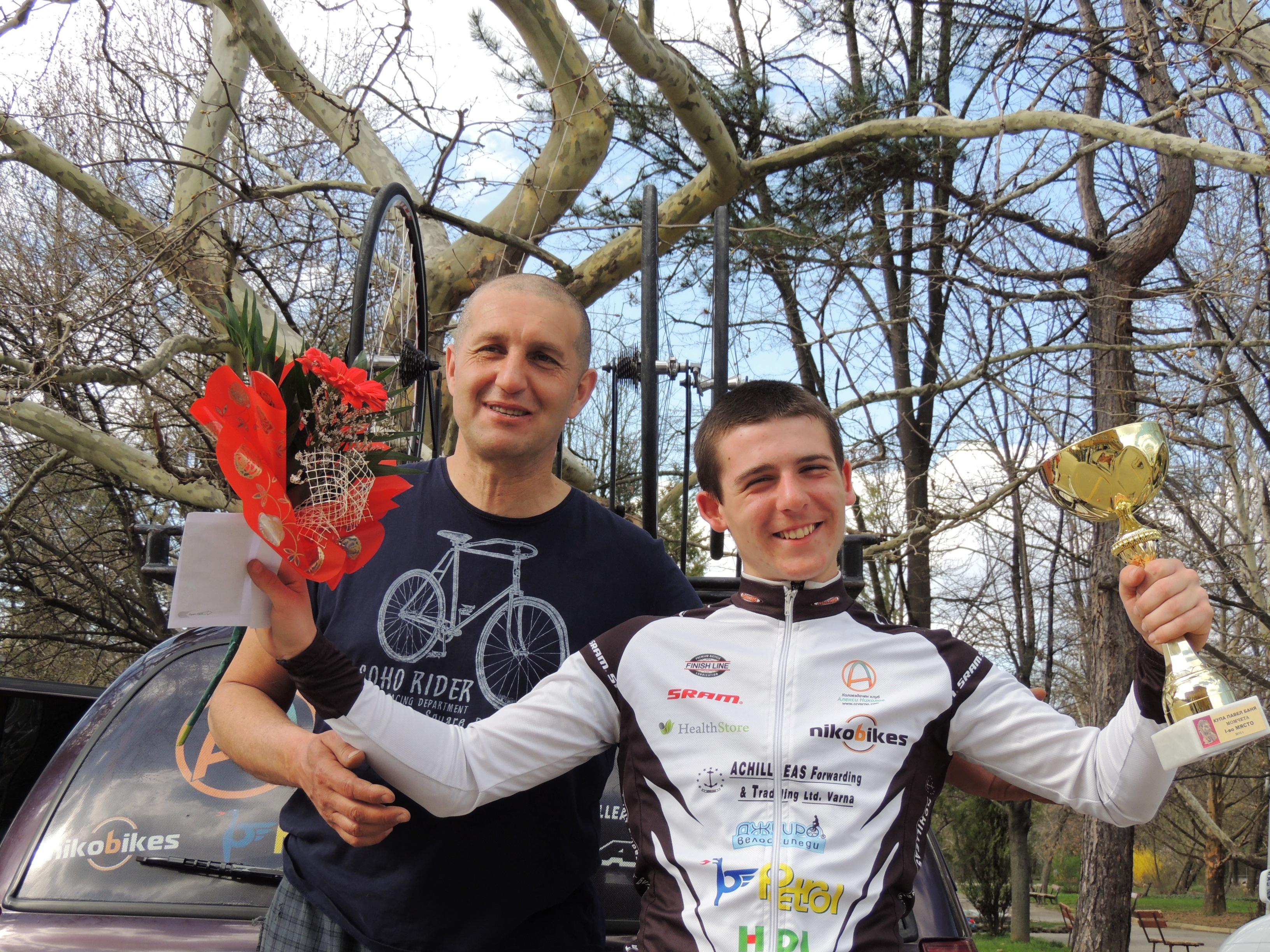 Резултат с изображение за варненски колоездачен клуб