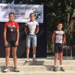 Колоездачен клуб Варна на купа Леденика 2020