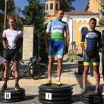 Колоездачен клуб Варна на критериум Гранд При Г. С. Раковски 2020