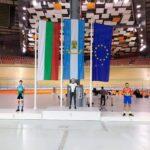 Държавен личен и отборен шампионат на писта 2020